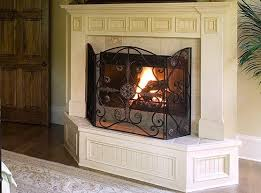 remove paint from fireplace mantels