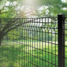 The Euro Fence Is A Steel Fencing Alternative To Our Other Aluminum Styles And Chain Link Fencing Iro Metal Fence Panels Steel Fence Panels Fence Decor