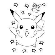 Kleurplaat Pokemon 2987