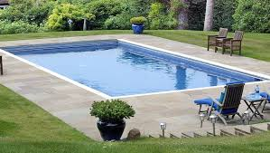 installation cost of a garden swimming pool