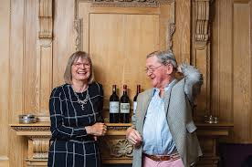 My most memorable wines': Jancis Robinson MW and Hugh Johnson ...