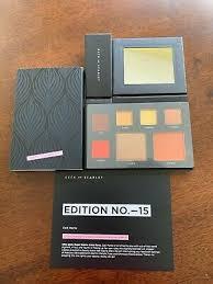 deck of let new makeup palette