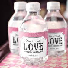 Custom Water Bottle Labels Award Winning Quality Stickeryou