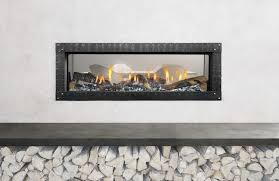 linear fireplaces trend up even behind