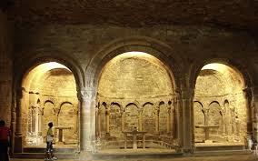 Fotos del Monasterio de San Juan de la Peña - Huesca - España -