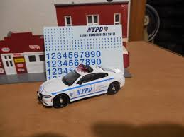 Greenlight Nypd Hobby Exclusive With Decals Swifty S Garage