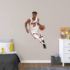 Jimmy Butler Officially Licensed Nba Removable Wall Decal