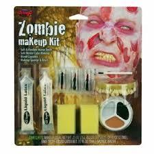 ling skin makeup halloween horror