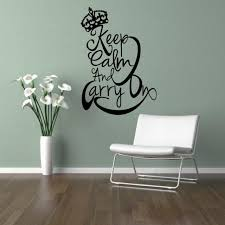 Designer Keep Calm And Carry On Fantastic Wall Car Decal Wall Stickers Store Uk Shop With Wall Stickers Wall Decals Product Decal Decor Wall Sticker