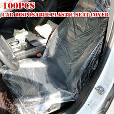 car seat covers disposable plastic
