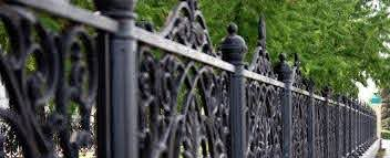 2020 Average Wrought Iron Fence Installation Cost Calculator Compare Wrought Iron Fence Installation Price Quotes