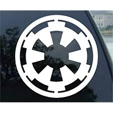 Amazon Com Fanwraps The Force Awakens Passenger Series First Order Stormtrooper Perforated Window Decal Toys Games