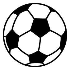 Soccer Ball 403 Vinyl Sticker