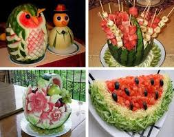 food design ideas and summer party