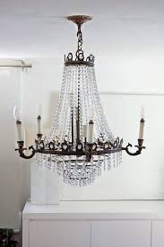 spray on crystal chandelier cleaner