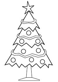 Kleurplaat Kerstboom Gratis Kleurplaten Om Te Printen