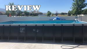 Intex 18ft X 52in Ultra Xtr Pool Review 2020 Youtube