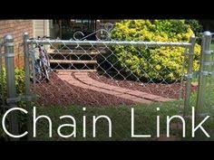 50 Chain Link Fencing Ideas Chain Link Fence Chain Link Fence