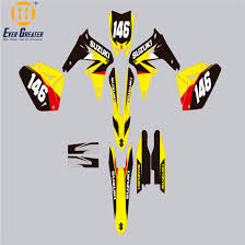 China Custom Dirt Bike Stickers Motorbike Motocross Stickers China Dirt Bike Stickers Motocross Stickers