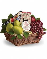 delicious delights basket nyc flower