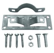 2 3 8 Steel To Wood Fence Brackets Ozco Building Products