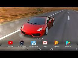 how to 3d car live wallpaper