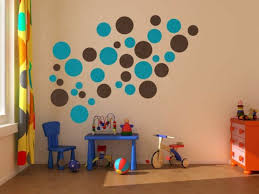 210 Pack Gold Glitter Confetti Wall Circle Stickers Easy Peel Stick Polka In For Sale Online Ebay