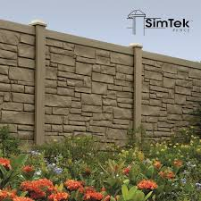 Simtek Fence On Twitter Check Out Our Newest Ashland Color Black Oak This Installation In Canada Looks Awesome Simtekprojectoftheweek Ilovemyfence Https T Co Teyolpvyzz