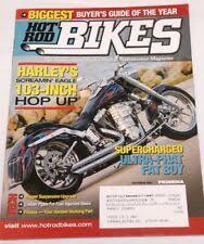 hot rod motorcycle magazines