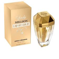lady million eau my gold parfum edt
