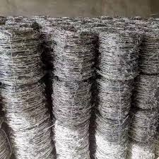 China High Tensile Barbed Wire China High Tensile Barbed Wire Manufacturers And Suppliers On Alibaba Com