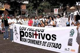 Image result for falsos positivos en colombia