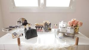 8 easy diy ideas to organize your makeup