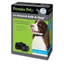 In Ground Add A Dog Premier Pet