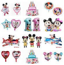 Tema De Mickey Mouse Globos Ninos Dibujos Animados Globos Fiesta