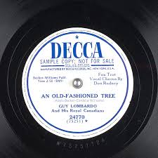 An Old-Fashioned Tree : Guy Lombardo And His Royal Canadians : Free  Download, Borrow, and Streaming : Internet Archive