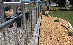 Roller Gate Durable Commercial Rolling Gates All American Fence
