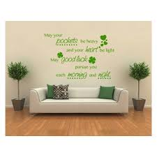 Decal Vinyl Wall Sticker Wake Up Every Morning With Thoughts Quote Contemporary Wall Decals By Design With Vinyl