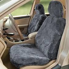 sheepskin car seat covers sheepskin