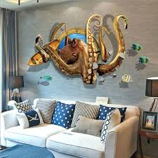 wall stickers cool living room bedroom