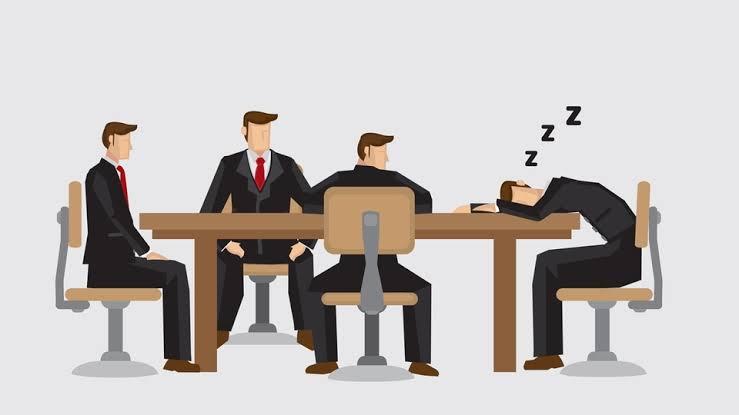 「無駄な会議」の画像検索結果