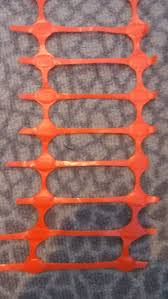 Warning Fence For Construction Safety Net Orange Real Time Quotes Last Sale Prices Okorder Com