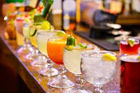specialty drinkenu