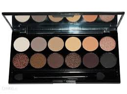 sleek makeup paleta cieni do powiek au