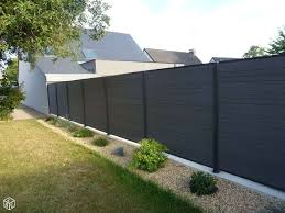 20 Gorgeous Black Wooden Fence Design Ideas For Frontyards Coodecor Fence Design Wooden Fence Backyard Fences