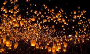 floating lanterns wallpapers top free