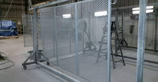 Perforated Metal Panel America S Fence Store