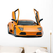 Collectible Toy Model Lamborghini Wall Decal By Wallmonkeys Peel And Stick Graphic 36 In W X 30 In H Wm272473 Walmart Com Walmart Com