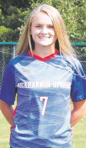 The Record Delta   Soccer Lady Bucs' Samargo and Nolte named to WVHSSCA  All-State squad