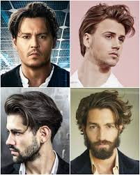 How to Rock Johnny Depp's Most Iconic Hairstyles - The Trend Spotter   Johnny  depp hairstyle, Johnny depp haircut, Mens hairstyles short